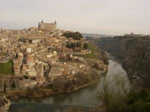 panoramica Toledo