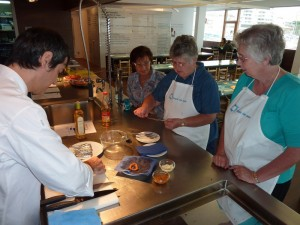 cooking class in palamos in Girona Catalonia