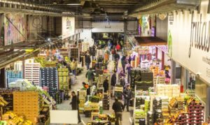 mercamadrid largest food market in Europe
